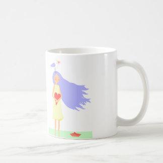 Miss You! Classic White Coffee Mug