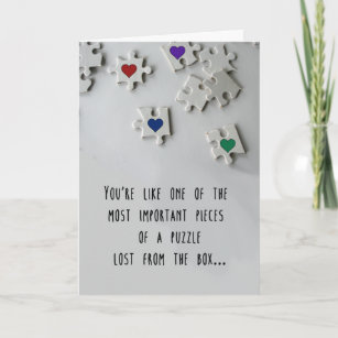 Miss you cards zazzle miss you poly card m4hsunfo
