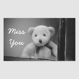 """""""Miss You"""" Stickers"""