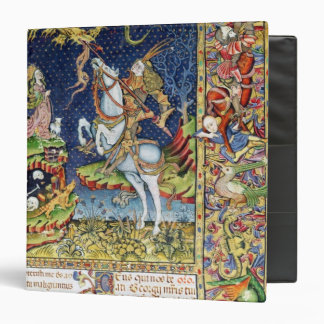 Missal of St. George of Topusko 3 Ring Binder