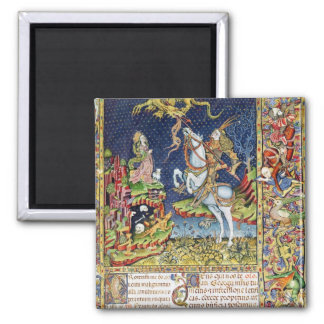 Missal of St. George of Topusko Magnet