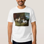 Misse and Turlu, two greyhounds of Louis XV T Shirt