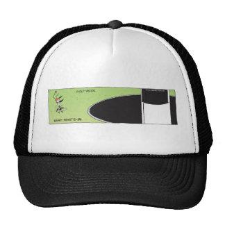 Missed By That Much Swamp Golf Trucker Hat