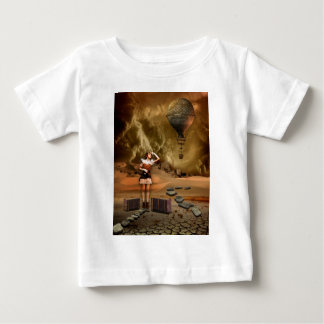 MISSED CONNECTION TO THE FUTURE.jpg Baby T-Shirt