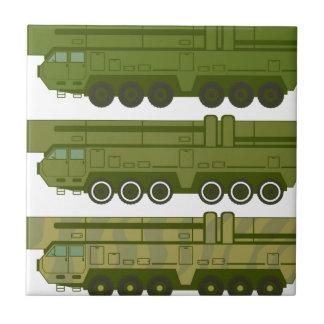 Missile carrier vector tile