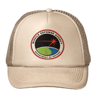 Missile Defense Agency Trucker Hat