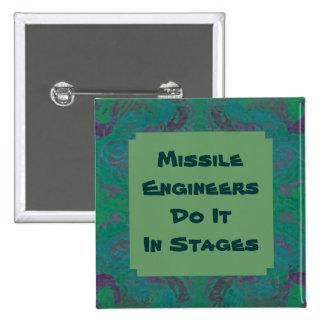 Missile engineers joke pin
