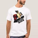 Missile Kick Pandaman T-Shirt