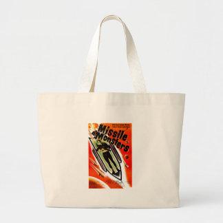 Missile Monsters Tote Bag