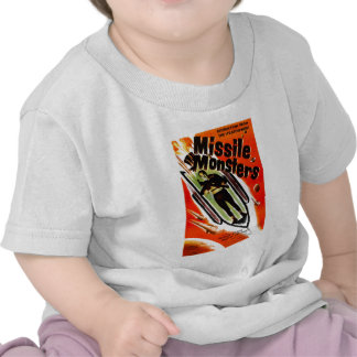 Missile Monsters Shirts