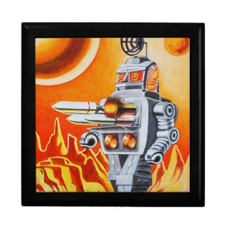MISSILE ROBOT GIFT BOX
