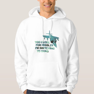 Missiles Switch Guns Hoodie