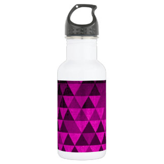 Missing Angles in Pink Water Bottle