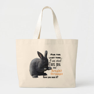 Missing Carrot Tote Bag (Liam)