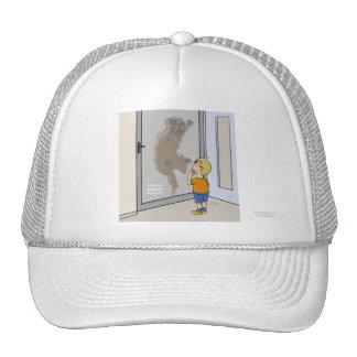 Missing Cat Hat Trucker Hat