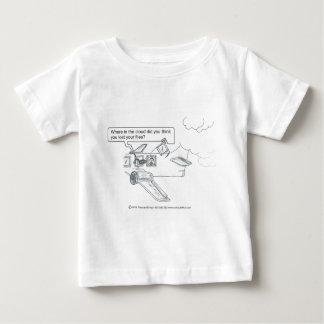 Missing Cloud Files Infant T-shirt