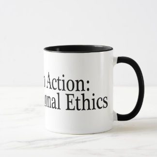 Missing in Action: Congressional Ethics Mug