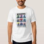 Missing Muslims Shirts