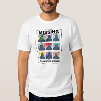 Missing Muslims T-Shirt