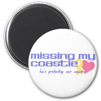 Missing My Coastie Magnet