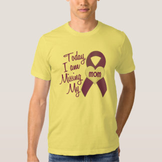 Missing My [Loved One] T-Shirt
