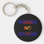 Missing my Soldier Keychain