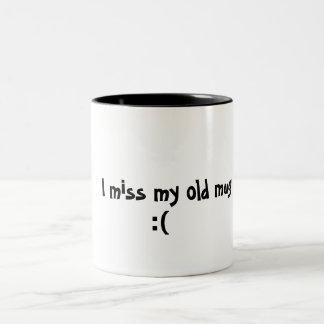 Missing Old Mug