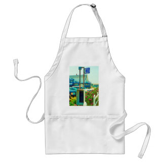 missing phone adult apron