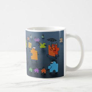 Missing Piece Coffee Mug