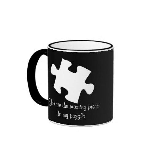 Missing Piece Mug