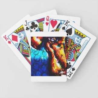 Missing Pieces Bicycle Playing Cards