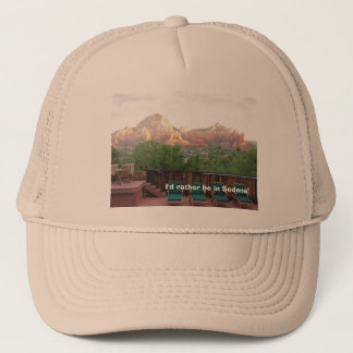 Missing Sedona Trucker Hat