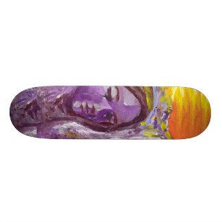 """""""Missing"""" Skateboard"""