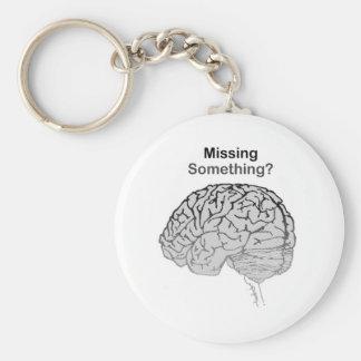 Missing Something? Key Chain