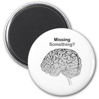Missing Something? Magnet