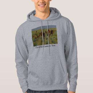 Missing Sweatshirt