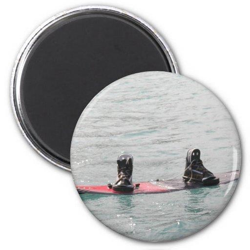 Missing Wakeboarder Magnet