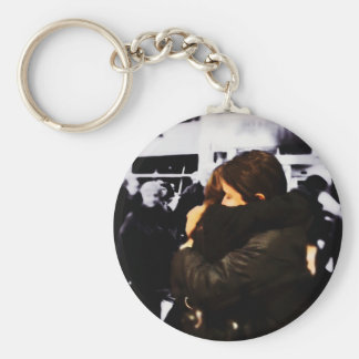 Missing you already... keychain