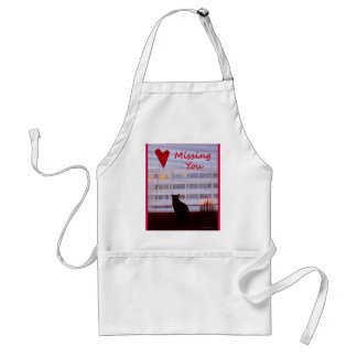Missing You Aprons
