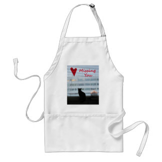 Missing You Apron