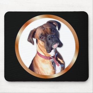 Missing You Boxer Mouse Pad