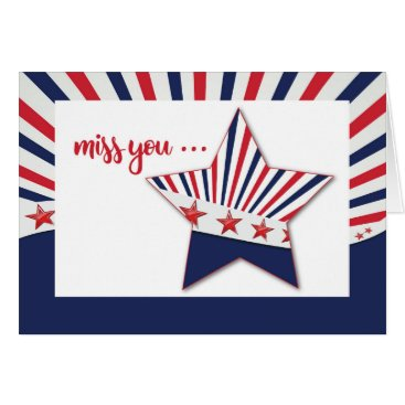 Missing You Deployed in Military Service Patriotic
