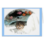 Missing You... Greeting Cards
