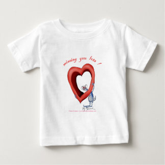 missing you lots, tony fernandes baby T-Shirt