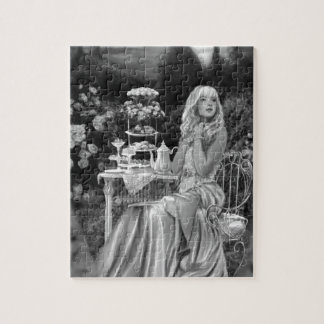 Missing You - Memory's Wake Illustration Jigsaw Puzzle