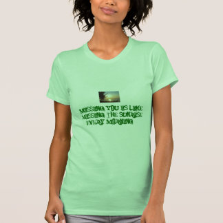 Missing You Tank Top for Ladies