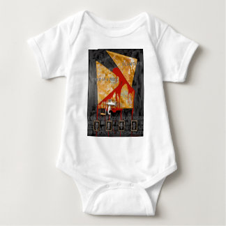 Mission Accomplice Baby Bodysuit