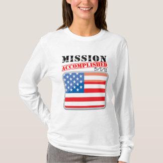 Mission Accomplished 5/1/11 T-Shirt