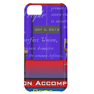 Mission Accomplished iPhone 5C Case