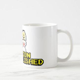"""Mission Accomplished"" Marriage (8-bit) Classic White Coffee Mug"
